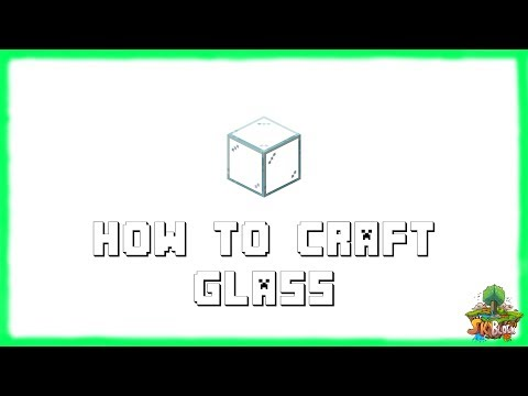 ✔-minecraft-1.15.2:-how-to-craft-glass!-(2020)