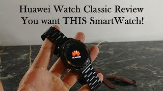 Huawei Watch 2 Classic : Full Review
