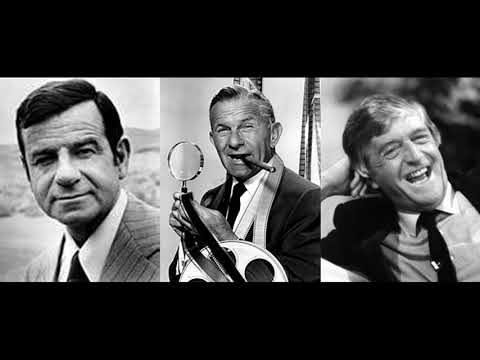 Walter Matthau, George Burns with Michael Parkinson.