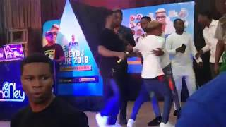 YBNL39S LYTA PERFORMING quotTIMEquot AND GETTING MAD FAN LOVE