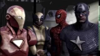 Marvel Ultimate Alliance 2 (PC) Прохождение Часть 1. Walkthrough Marvel Ultimate Alliance 2