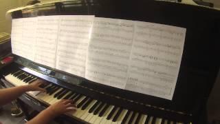 Let it Go by Anderson and Lopez Hal Leonard Frozen Piano Solo (advanced version)
