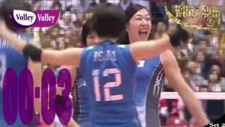 Highlights Japan vs Korea 韓国対日本 2016
