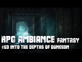 RPG Ambiance Fantasy 03 INTO THE DEPTHS OF DUNGEON 2 Hours In A Dark Castle mp3