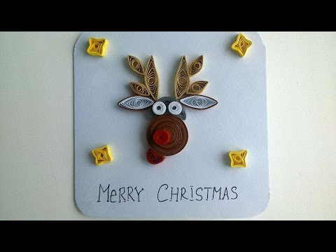 How To Make A Fun Christmas Reindeer - DIY Crafts Tutorial - Guidecentral