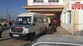 Watch Video SPO Shot Dead By Militants In Pulwama