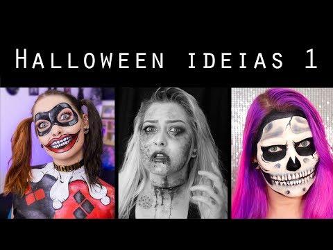 Ideias para Halloween *parte1*   Sfx e pintura corporal thumbnail