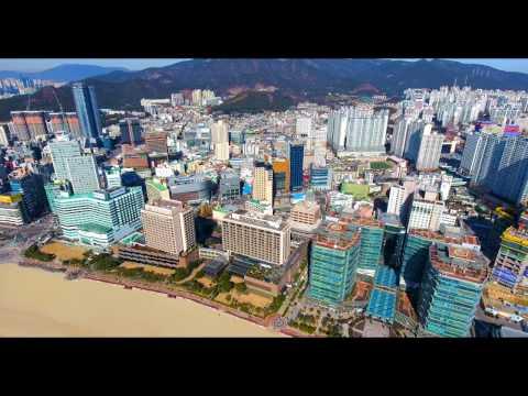 DRONE ZONE: Haeundae Beach (Busan)