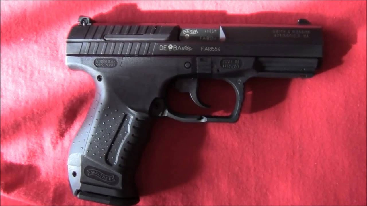 Walther P99 Walther P99 A6 40 Smith Wesson