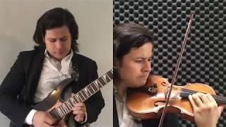 Zigeunerweisen Violin & Electric Guitar (Sarasate-Gypsy Airs)
