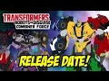 Transformers robots in disguisecombiner force season release date 2017s3/4.
