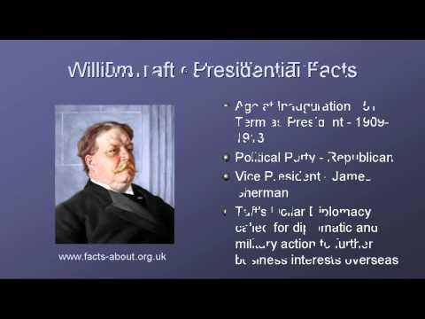 President William Taft Biography