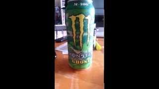 Monster Energy Ghost Review