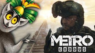 KRÓL JULIAN PODCZAS APOKALIPSY! - METRO EXODUS | ODCINEK 2