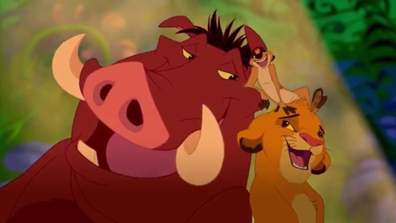 løvernes konge hakuna matata