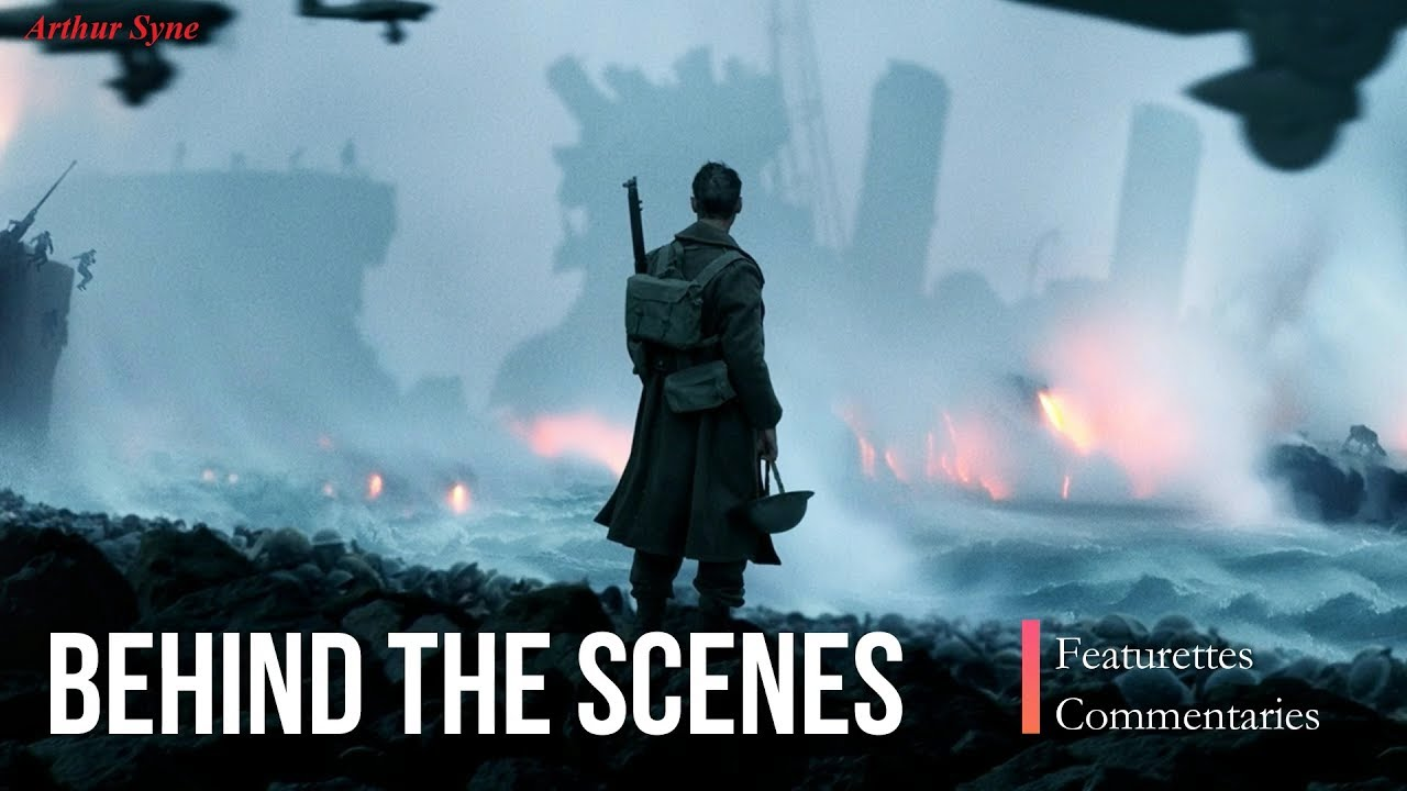 Download Dunkirk All Behind the Scenes Clips & Quick Review - Making of Dunkirk