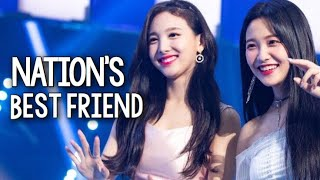 Download Nayeon being the Nation's BFF Mp3 and Videos