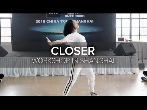 Closer / Lia Kim Choreography / 2016 China Tour: Shanghai