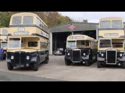 Autumn Running Day 2017 - Transport Museum, Wythall