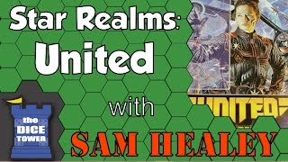 Star Realms: United Review - with Sam Healey