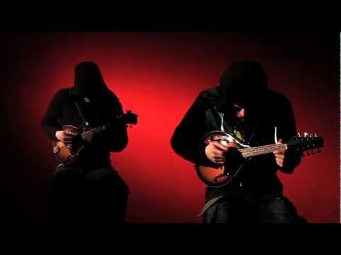 Tool 'The Pot' (Mandolized) - Instrumental Cover on 2 Mandolins, by Maskedinsanity & Pom