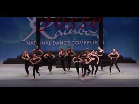Rainbow Dance - Fosse group production