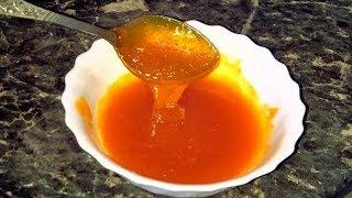Абрикосовый джем. Абрикосове повидло. Варенье из абрикосов рецепт на зиму.