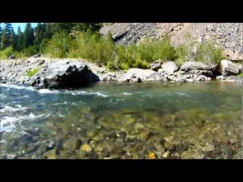 Fly Fishing East-side Rivers, WA, 2011