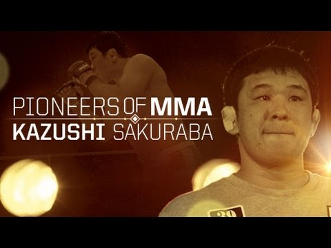 Pioneers of MMA: Kazushi Sakuraba Preview