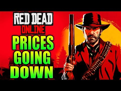 THE RED DEAD ONLINE ECONOMY IS CHANGING - Red Dead Redemption 2 Online News Update