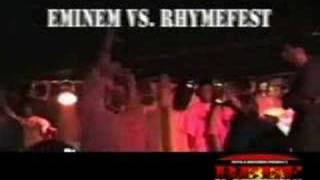 eminem vs rhymefest