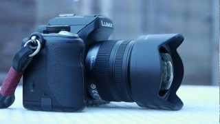 The Panasonic Lumix 7-14mm f4 Zoom Lens