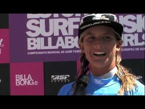 FINAL OF ASP 6-Star Estoril Surf & Music Billabong Girls Pro Portugal