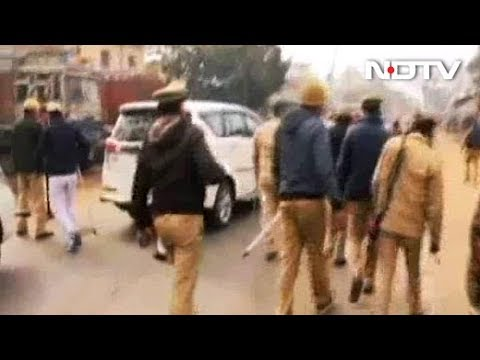 49 Arrested In UP Town After Violence Over A Death, Internet Shut Down