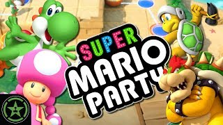 TOADETTE HATES YOU! - Super Mario Party | Let's Play