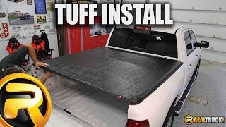 How To Install Extang Tuff Tonneau Cover Youtube
