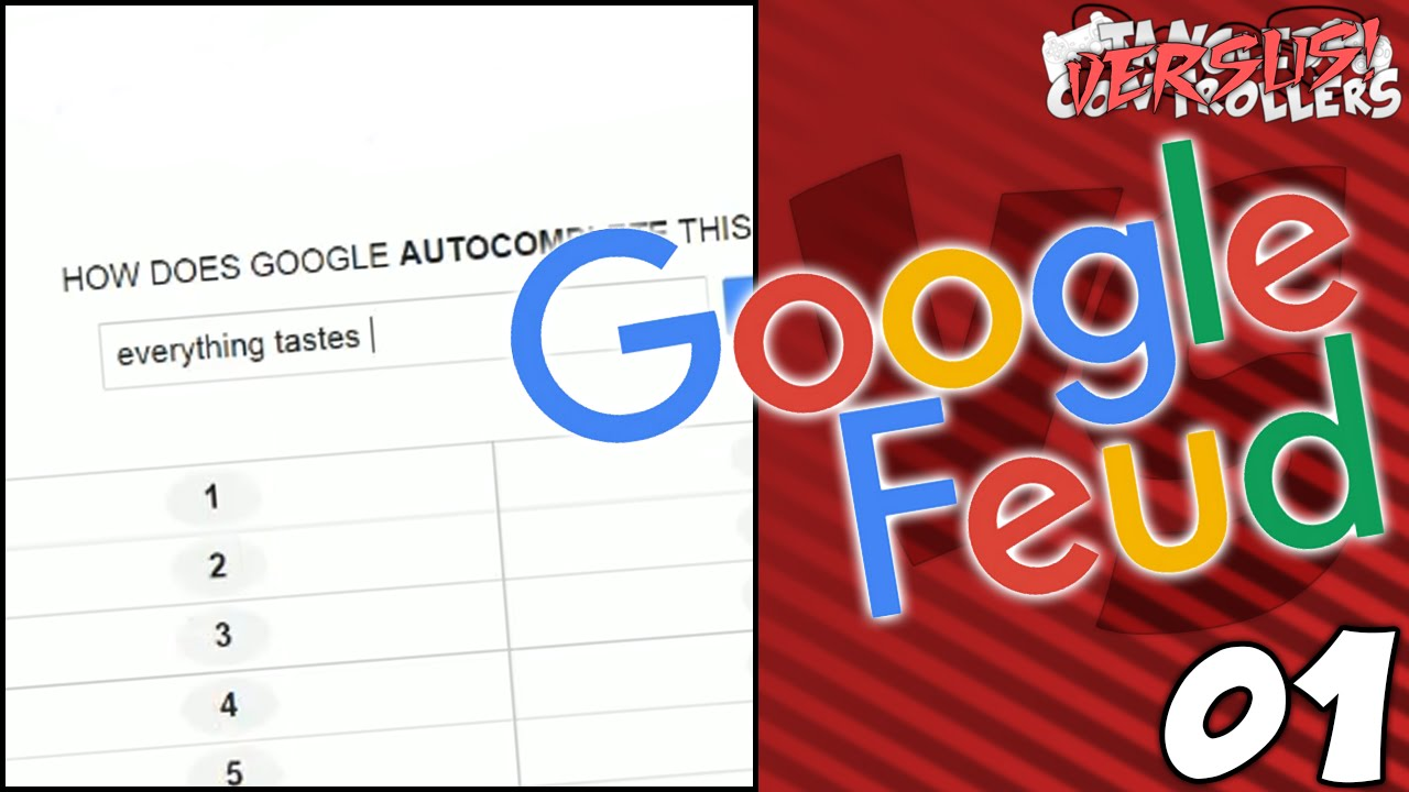 google feud!: bathroom questions? - part 1 - tangled controllers vs