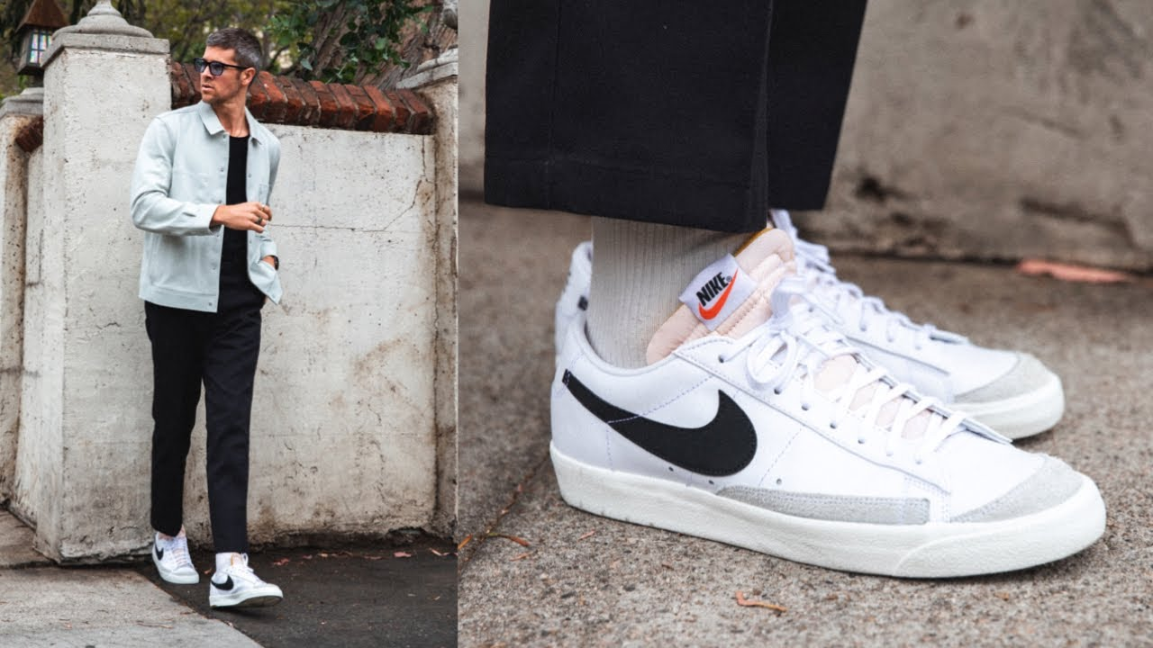 How to Style Nike Blazer Low | Outfit Ideas
