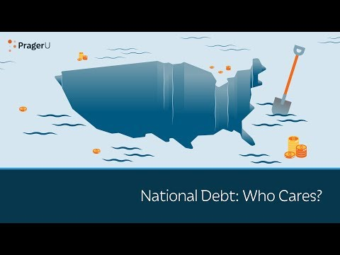 National Debt: Who Cares?