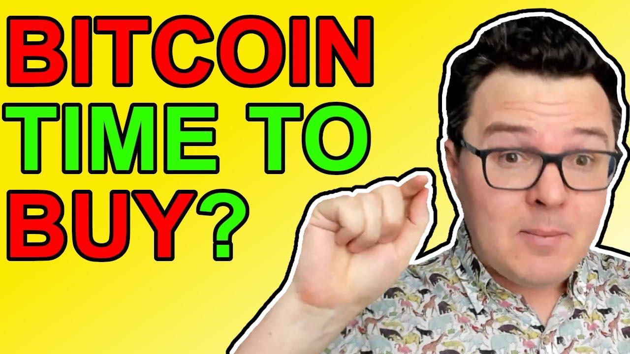 Bitcoin Price Good News! Time to Buy BTC? [Crypto 2021]