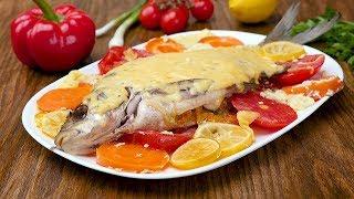 Рыба, запеченная в молоке - Рецепты от Со Вкусом