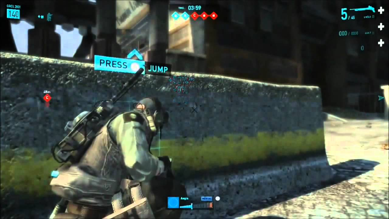 wii u] tom clancy`s ghost recon online - gameplay. - youtube