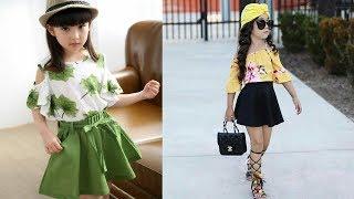 Top Stylish Kids Dresses ||  Kids Western Dresses  || Trendy Design || The Fashion Zone