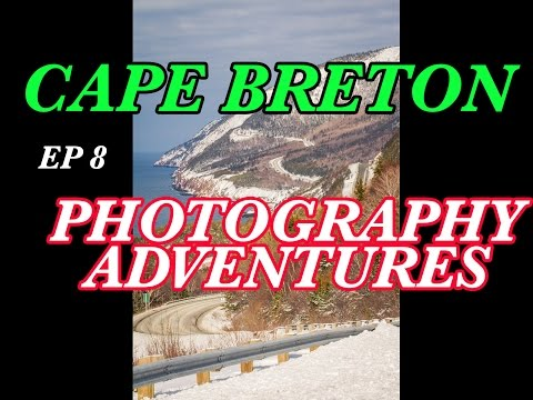 Photographing the Stunning Cabot Trail in Cape Breton, Nova Scotia