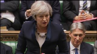 Prime Minister's Questions: 8 March 2017 thumbnail