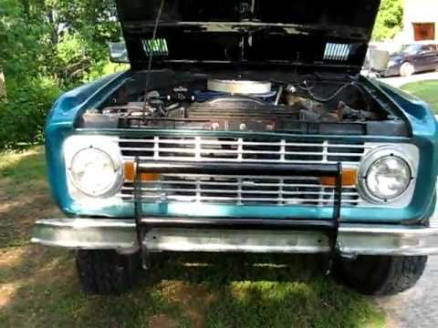 1975 Denver Bronco