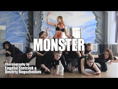 Lady Gaga / Monster / Original Choreography