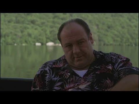 Tony And Bobby Talk About Life In The Mafia - The Sopranos HD
