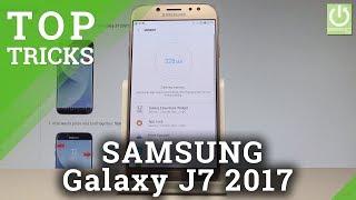 Top Tricks SAMSUNG Galaxy J7 2017 - Coolest Features / Hidden Options