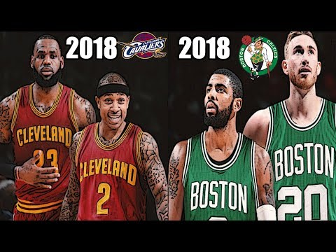 2018 BOSTON CELTICS vs 2018 CLEVELAND CAVALIERS! LEBRON VS KYRIE!  NBA PLAYOFF SERIES SIMULATOR